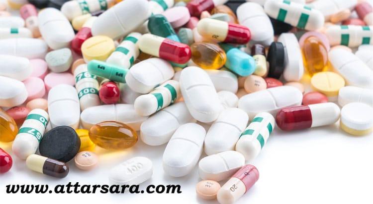 داروهای شیمیایی