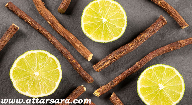درمان گیاهی با شیرین بیان