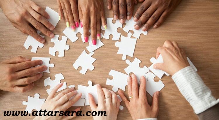 فروش به صورت همکاری
