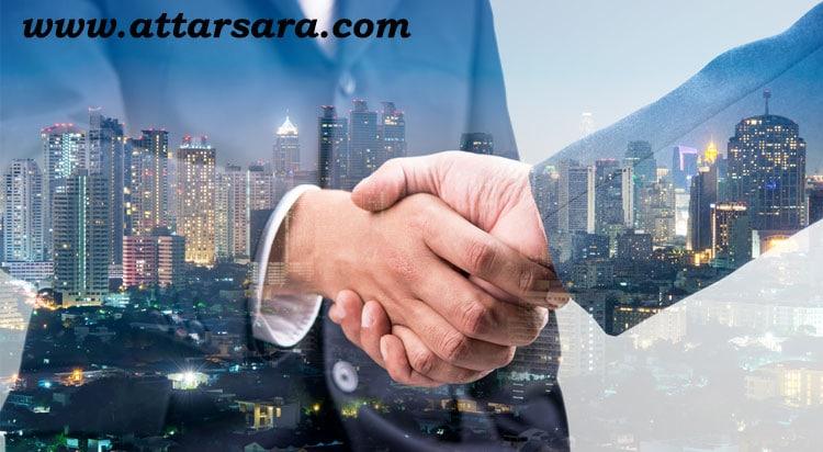 همکاری در فروش